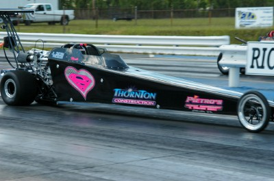 Back 2 Back Junior Dragster Champion Nicole Hayes