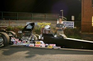Virginia Beach's Rich Bernier cruised through a tough Top ET Field to capture the $2500 big win!