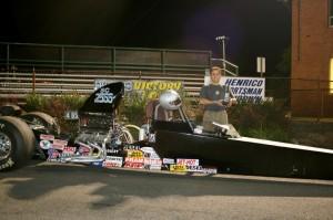 Virginia Beach's Rich Bernier cruised through a tough Top ET Field to capture the $2500 big win!