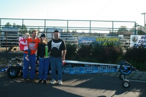 Kasey Crews Underwood's Flooring Service JD was the runner up!