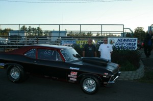 Roger Bridges took the RB's Refridgeration Nova to the Mod Runner Up with a great day of driving