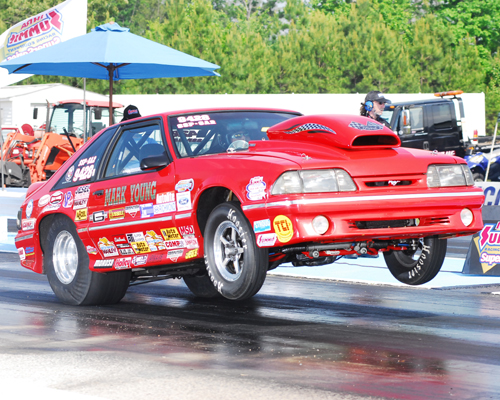 Local drivers rock the IHRA Summit Pro Am Tour Weekend! thumbnail
