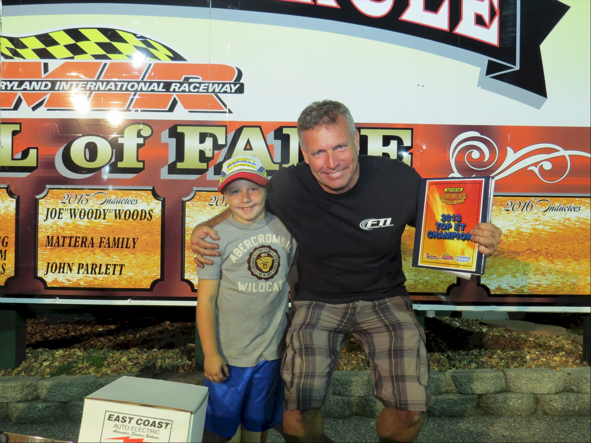 Steve Witherow, Ed Talbert and Christopher Mattera Crowned Autofab Raider ET Series Champions thumbnail