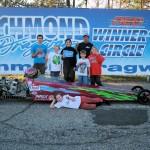 Halloween Gamblers Race Winner Rachael Whitney