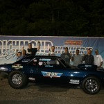 Jeff Verdi went Top Gun to reclaim the points lead after winning Top ET