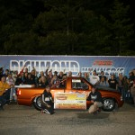 "Jimmy Smith ""blew the doors off"" his S-10 to win on Saturday Night"