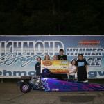 Michelle Deisbeck cashes in on Saturday Night at the Raider