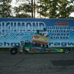 Sunday JD winner, Michael George Jr