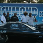 Black Ice, Rodney Pryor was the Runner Up in the 4.90 class