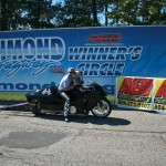 Wilson Burkhead claims the Motorcycle Win and the Championship for the season