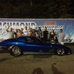 Mike Alexander Jr takes his dad's Vette to the Last Man Standing Runner Up