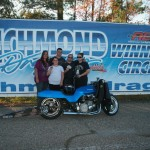 Jon Burkhead wins Motorcycle over his brother