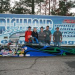 Jason Parker wheeled Bri Lukhard's dragster to the runner up in Top ET