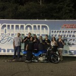 Burkhead Racing capturing the win in Motorcycle