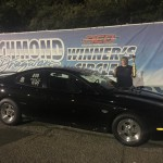 Glenda Cochran's GTO cruised to the SS Runner Up on 6/6