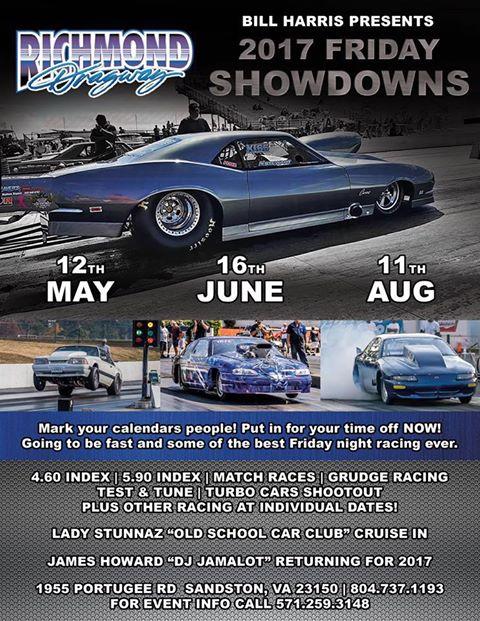 Bill Harris Showdown Series/Ladies Night at RD returns August 11th! thumbnail