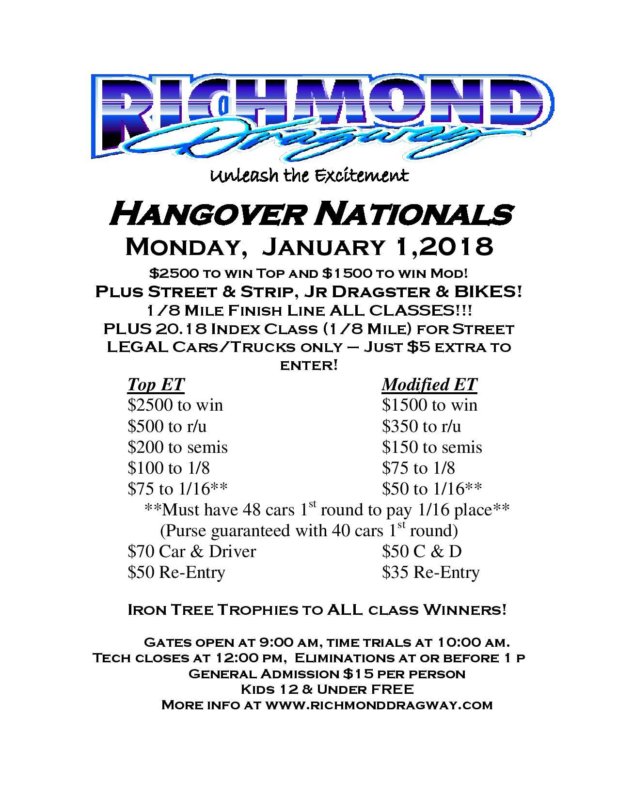 Hangover Nationals 2018 thumbnail
